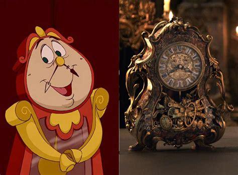 la e la bestia personajes animados vs versi 243 n real de la y la