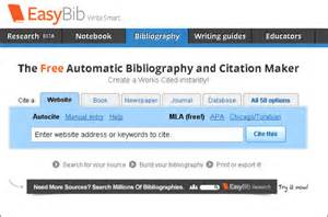 Photos easybib free bibliography maker mla apa chicago citation