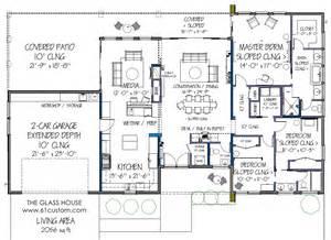 Free contemporary house plan free modern house plan the house plan