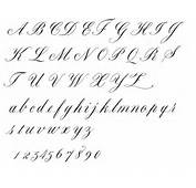 Pin Writing Tattoo Designs Fancy Cursive Fonts Letters On Pinterest