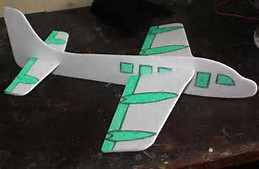 Cara Membuat Pesawat Menggunakan 4 Dinamo Mainan | Aktual Post
