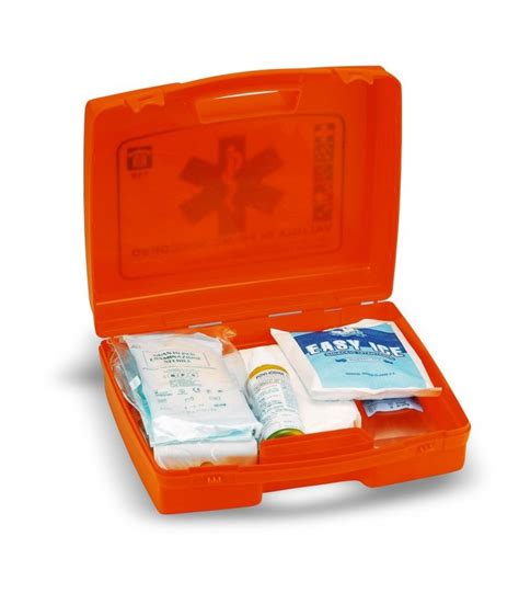 cassetta medica cassetta medica pronto soccorso fino a 2 persone