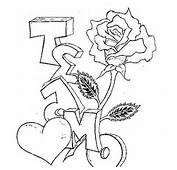 Espero Que Les Guste Estas Hermosas Imagenes De Amor Para Dibujar Una