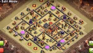 Th10 war base anti valks june th10 war base anti valk 2 star