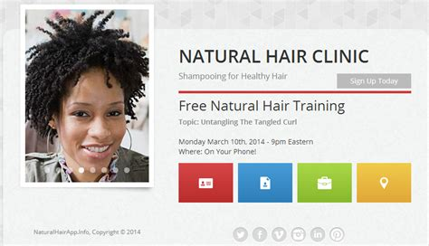natural hairstyles app natural hair app hair clinic sign up today seriously