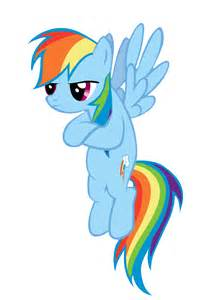 fanmade rainbow dash fly   by amberoffire   my little pony