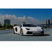 Lamborghini Aventador White Wallpapers Pictures Photos Images