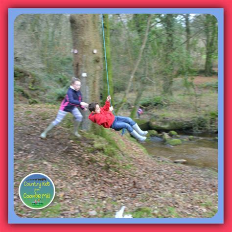 the rope swing christmas eve activity hour coombe mill
