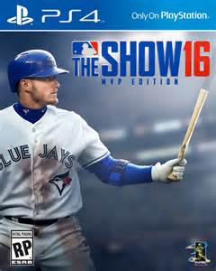 As the brand new star of mlb the show 16 donaldson will have a lot