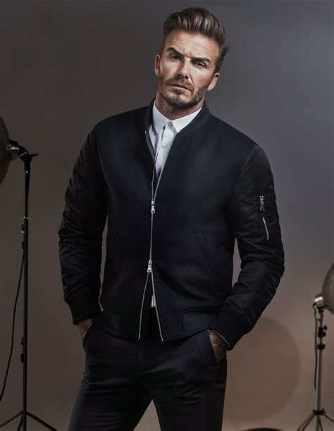 David Beckham In by David Beckham And Kevin Hart In New H M Caign