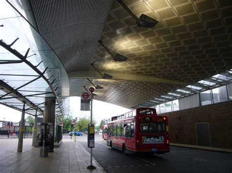 canada water station london bus station southwark