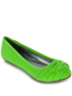 lime green flats shoes 1000 images about s wedding on pink