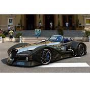The Bugatti 124 Atlantique Grand Sport Concept Is An Open Top Version