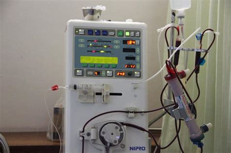Mesin Hemodialisa alat cuci darah capd ubpreneur