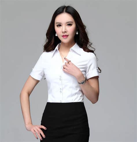 Ry Slaraya Puff Blouse popular office shirts buy cheap office shirts lots from china office