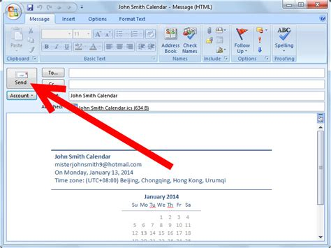 Create A Shared Calendar In Outlook How To Make A Shared Calendar In Outlook 15 Steps