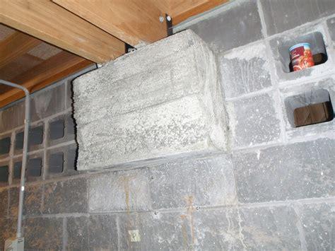 Concrete Corbels building our house concrete corbel