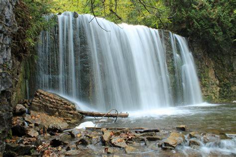hoggs falls   boyne river  flesherton ontario