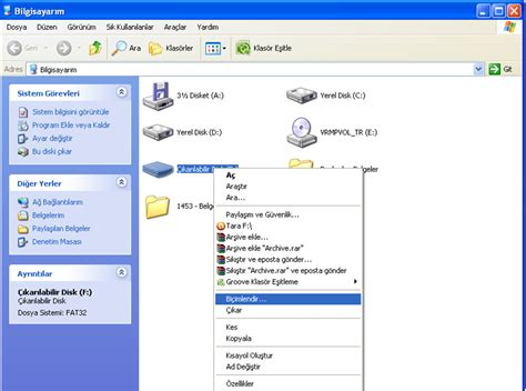 flash disk ile format atma xp flash disk e format atma teknoloji siyaset bilgisayar ve