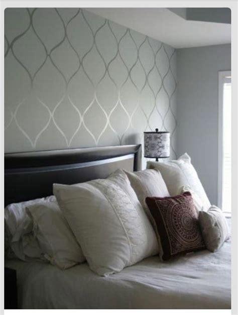 subtle accent wall bedroom wall home bedroom wallpaper