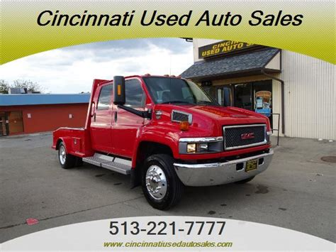 2020 gmc kodiak 2006 gmc 4500 topkick kodiak for sale in cincinnati oh