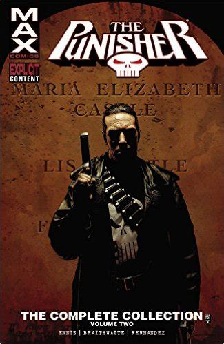 punisher max complete collection vol 1 the punisher max comics punisher max complete collection vol 2 s c by garth ennis