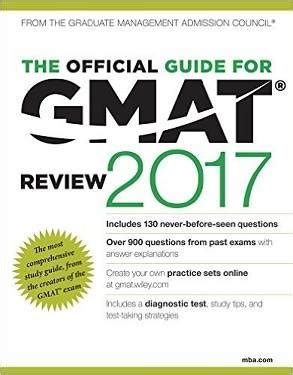 Best Mba Study Guide by Best Gmat Books 2017 2018 Mba