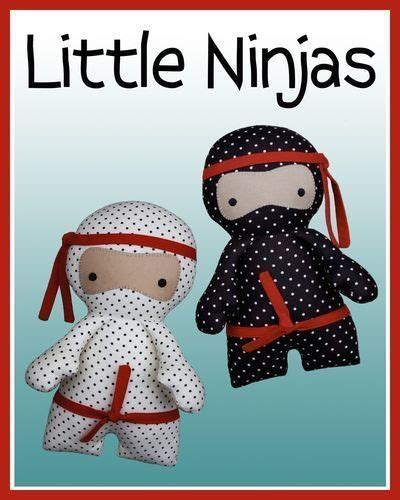 felt ninja pattern 17 best images about softies on pinterest toys plants