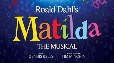 matilda the musical books a musings matilda the musical theatre review