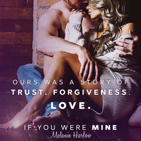 if you were mine new release if you were mine by melanie harlow