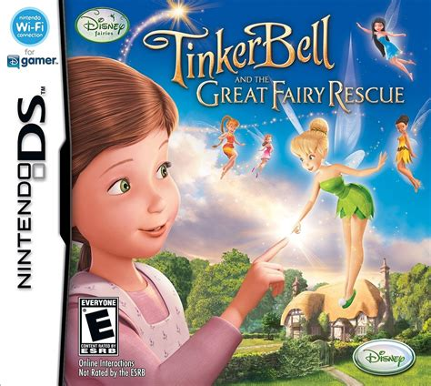 Disney Tinker Bell Flipflop Seri 3 tinker bell the great rescue nintendo ds ign