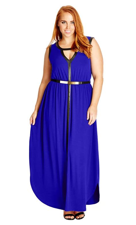 Shopping E Chic Expands As More Of Nordstroms Designer Collections Go Second City Style Fashion by City Chic Colour Grecian Maxi Dress S Plus Size