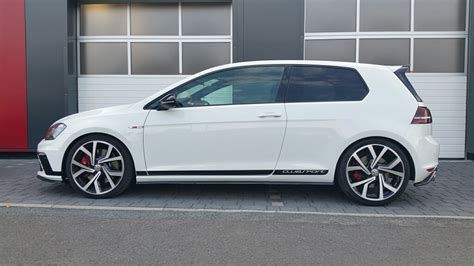 Vw Golf 7 Dcc Tieferlegen by Rennfeder24 De
