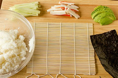 how to make sushi at home osmsushi
