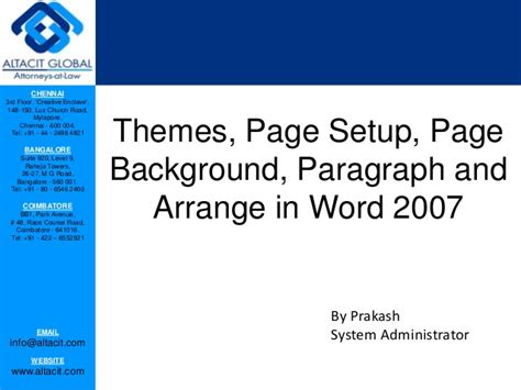 background themes in word themes page setup page background paragraph and arrange