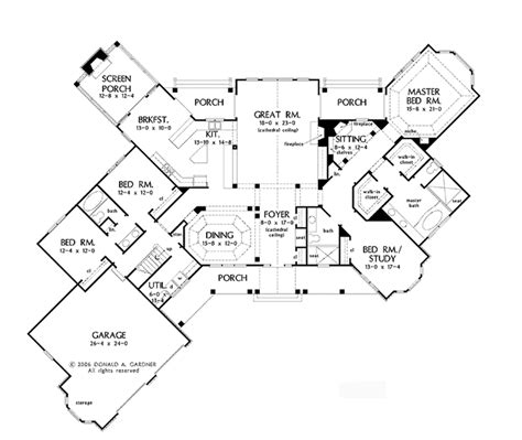 balmoral house plan craftsman style house plan 4 beds 3 baths 3283 sq ft