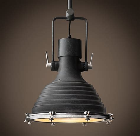Restoration Hardware Pendant Light Restoration Hardware Maritime Pendant Le Future Cave