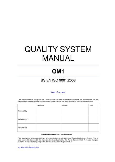 iso 9001 forms templates free free templates forms free iso 9001 procedure template