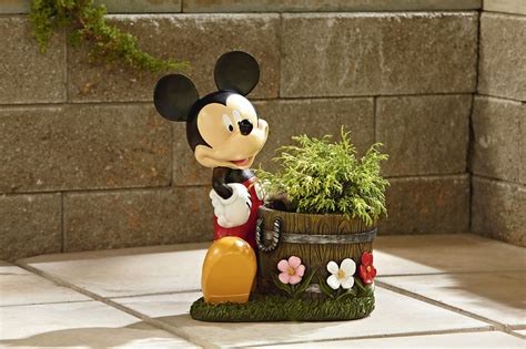 outdoor mickey mouse decorations disney mickey mouse statue outdoor living outdoor