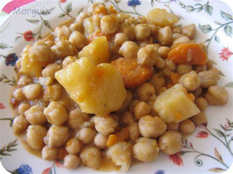 los garbanzos no muy caloricos y ricos en calcio fibra y proteinas garbanzos con patata y zanahoria