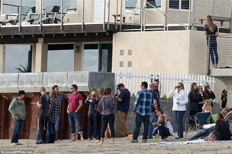 paul walker s house paul walker s final farewell fast furious star s family and friends hold beachside
