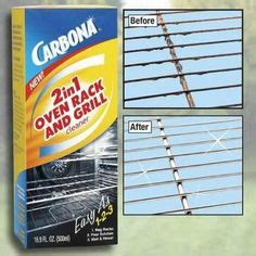 Carbona 2 In 1 Oven Rack And Grill Cleaner by Thermoworks Temperature Magnet Que Tools
