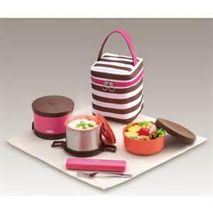 Kitchen Storage Jar Sets - thermos bento lunch box set thermos jar dbw 251 pink