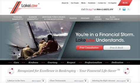 Law Firm Web Design Inspiration Not Just Pretty Pictures And Fancy Graphics Paperstreet Fancy Website Design Templates