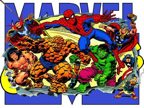 classic marvel wallpaper marvel characters wallpaper by superman8193 on deviantart