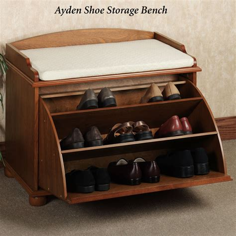 cool shoe storage cool shoe racks with unique ayden shoe storage bench