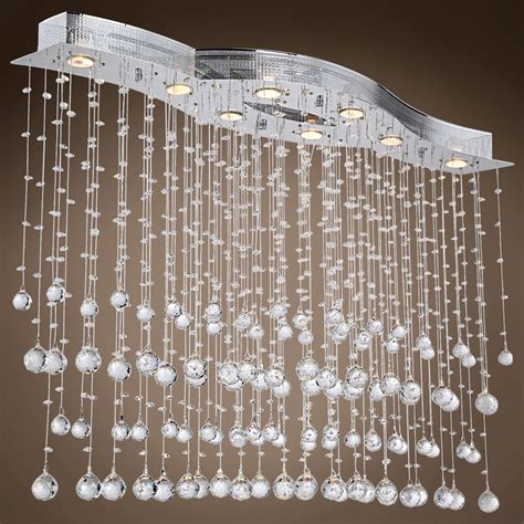 8 light pendant chandelier 8 light pendant chandelier light in chrome finish with