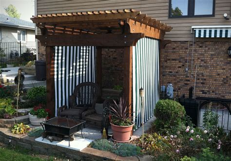 Residential Patio Awnings Porch Curtains Northrop Awning Company