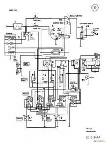 cub cadet lawn tractors rbh 1200 13a 120m603 2002 wiring diagram spareparts