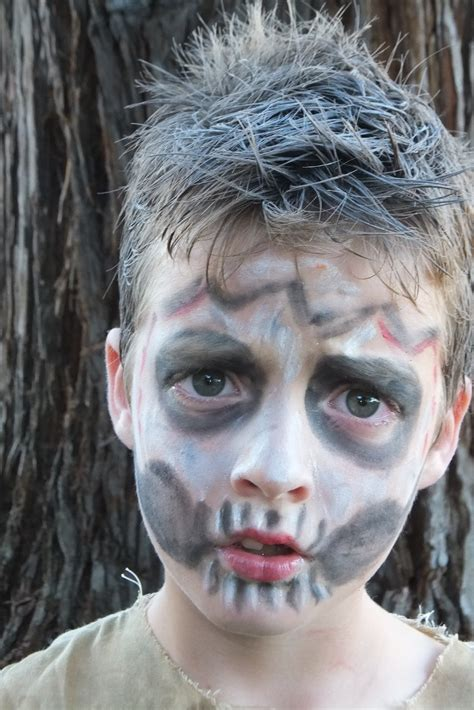 zombie hairstyles ideas halloween makeup for kids magment